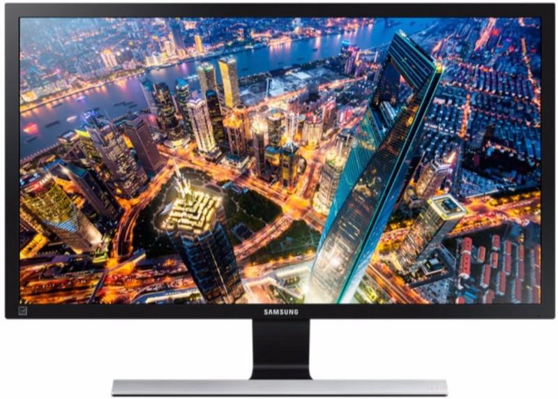 Samsung 23.5 inch Full HD Monitor (LU24E590DS/XL)(HDMI)