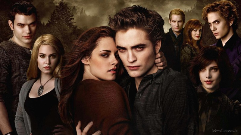 mahalaxmi Twilight Saga Breaking Dawn ON FINE ART PAPER HD QUALITY WALLPAPER POSTER ON 24X36 LARGE PAPER Photographic Paper(36 inch X 24 inch, Rolled)