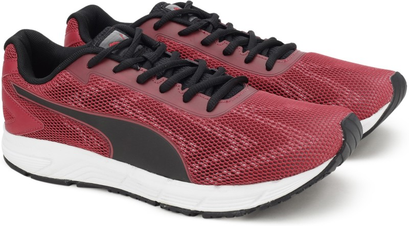 Puma Engine Running Shoes For Men(Red)