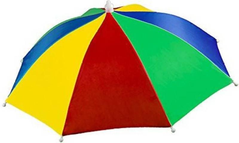 Gubbarey Best Seller Travel or Head Umbrella(Multicolor)