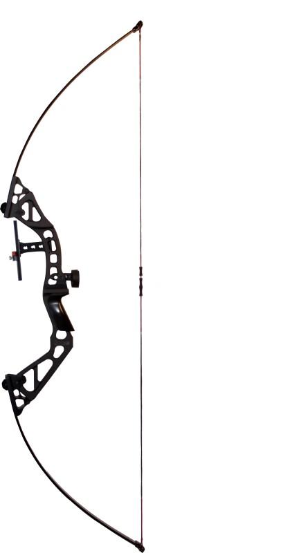 Armor Armor Jand Straight bow Recurve Bow(Black)