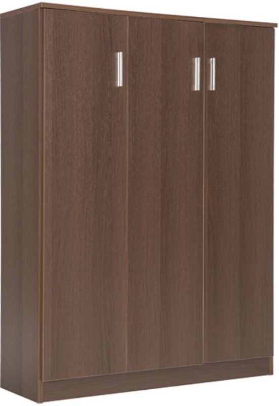 Durian FINLAY/A Engineered Wood Free Standing Cabinet(Finish Color - Walnut)