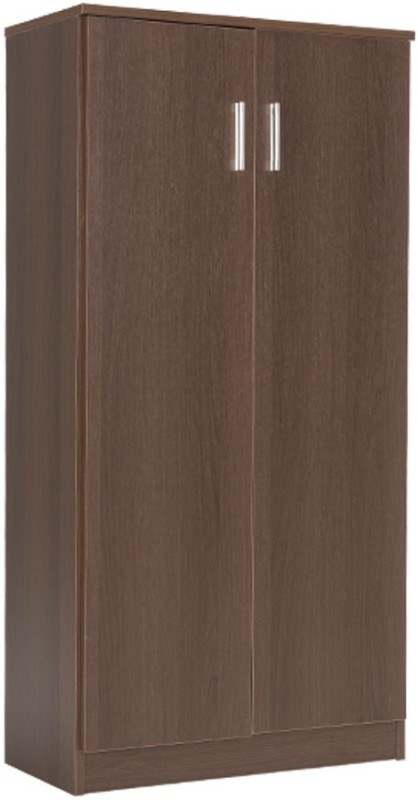 Durian FINLAY Engineered Wood Free Standing Cabinet(Finish Color - Walnut)