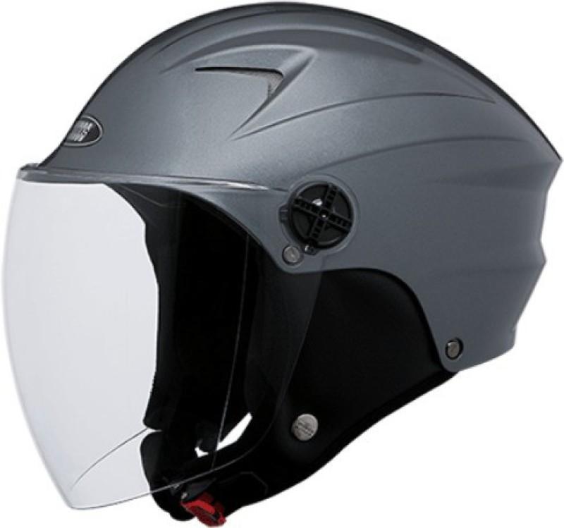 Studds DUDE Motorsports Helmet(SILVER GREY)