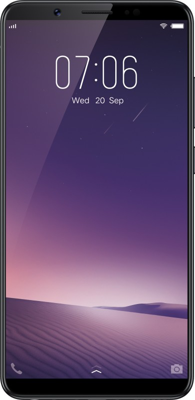 VIVO V7+ (Matte Black, 64 GB)(4 GB RAM)