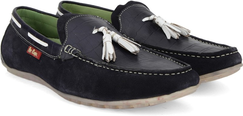 Lee Cooper Loafers(Blue)