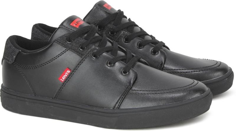 Levis ECHO II Sneakers(Black)