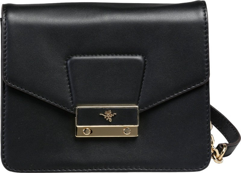 Ilex London Black Sling Bag