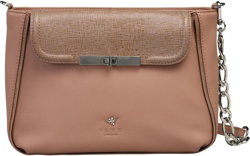 Ilex London Beige Sling Bag