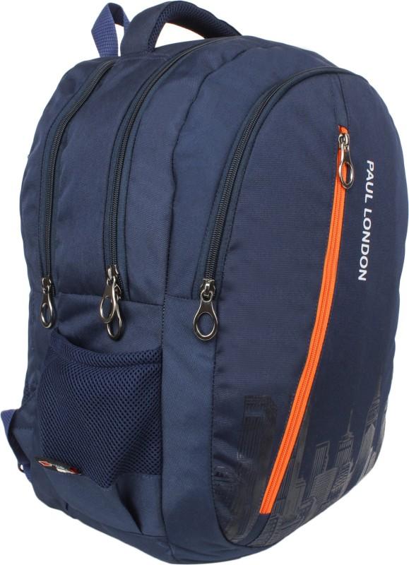 Paul London Pixel 35 L Backpack(Blue)