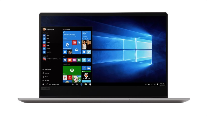 Lenovo Core i7 7th Gen - (8 GB/256 GB SSD/Windows 10 Home) IP 720S Thin and Light Laptop(13.3 inch, Grey, 1.14 kg)