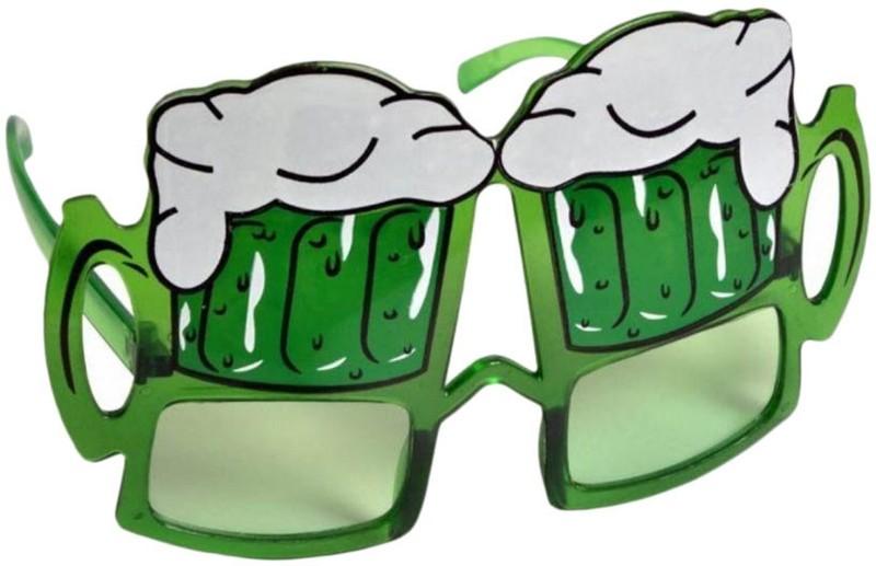 Shop Online Beer Mug Ski Goggles(Green)