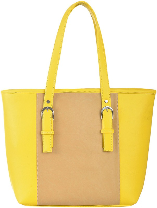 Fostelo Women Yellow Shoulder Bag