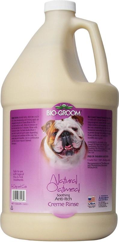 Bio-Groom Natural Oatmeal Anti-Itch Pet Creme Rinse Pet Conditioner(3.8 L)