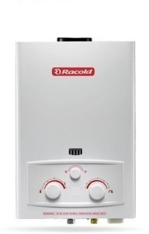 Racold 5 L Gas Water Geyser(White, DGI 5L CF LP LPG)