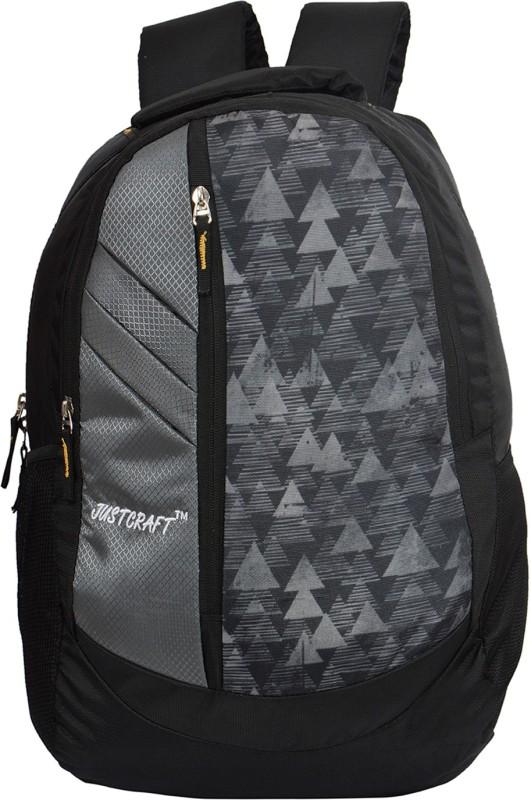 Justcraft Galaxy 30 L Backpack(Grey)