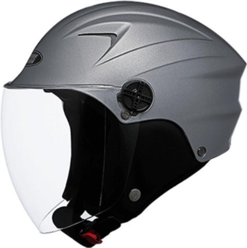 Studds DAME Motorsports Helmet(GUN GREY)