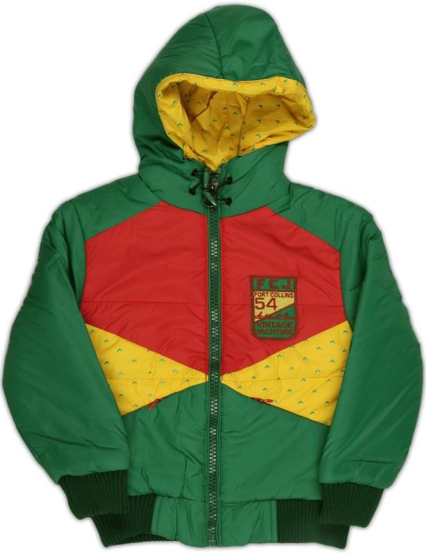 Fort Collins Full Sleeve Printed Boys Jacket