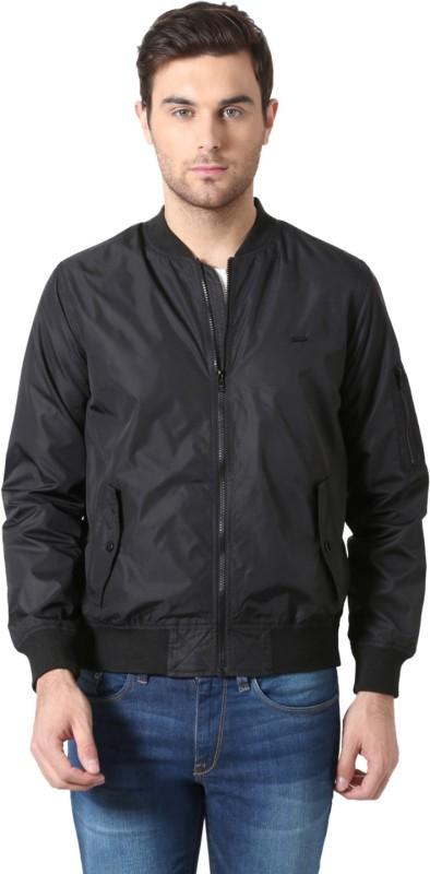 Peter England Full Sleeve Solid Men Jacket