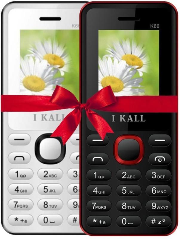 i-kall-k66-combo-of-two-mobilered-white