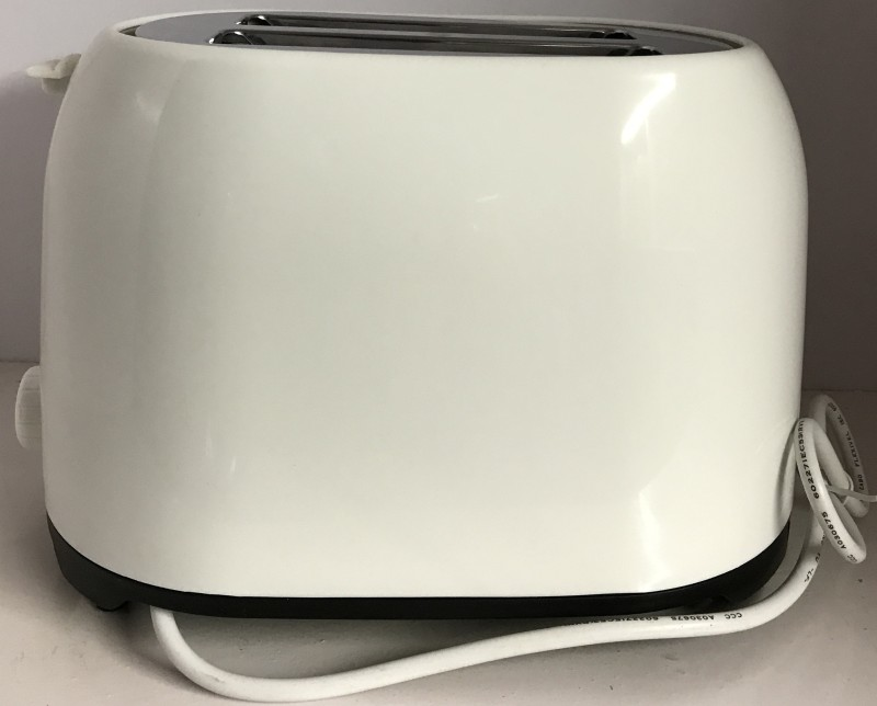 Pe MS 07 700 W Pop Up Toaster(White)