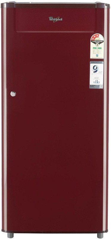 Whirlpool 190 L Direct Cool Single Door Refrigerator(Wine Solid, 205...