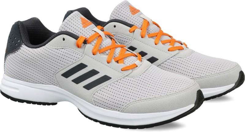 adidas kray a 2 m. scarpe da corsa per gli uomini (grey)