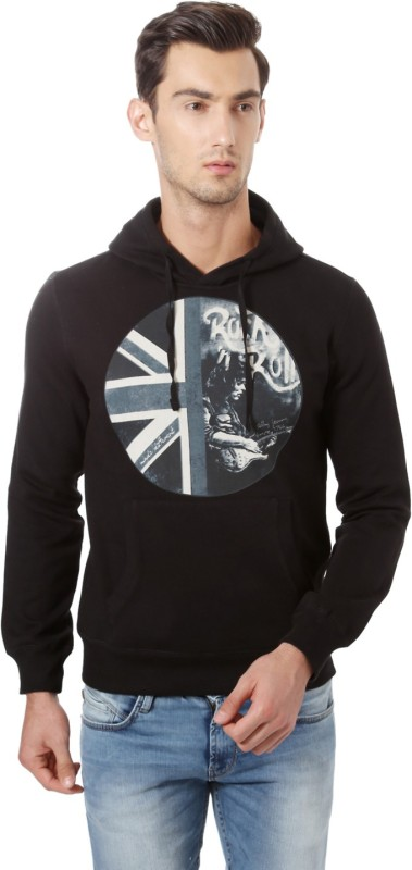 Allen Solly Full Sleeve Printed Men Sweatshirt
