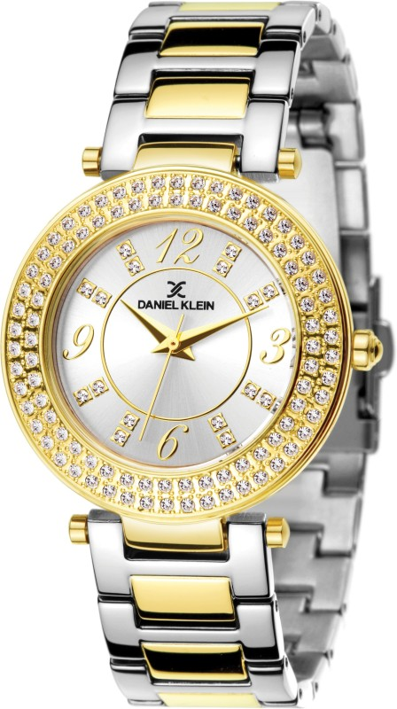 Daniel Klein DK11186-5 Analog Watch - For Women