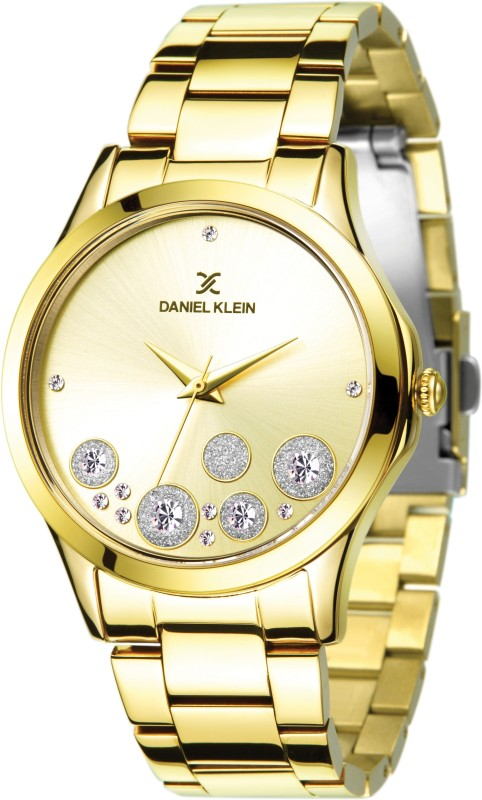 Daniel Klein DK11140-2 Analog Watch - For Women