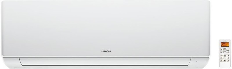 Hitachi 1 Ton 3 Star Split AC - White(RSG312EAEA, Copper Condenser)