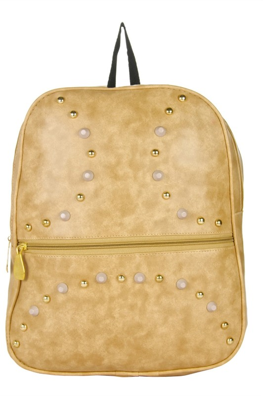 JG Shoppe Midslit001 8 L Backpack(White)