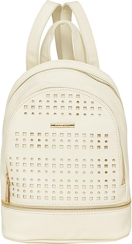 Diana Korr DK112BWHT 2.5 L Backpack(Beige)