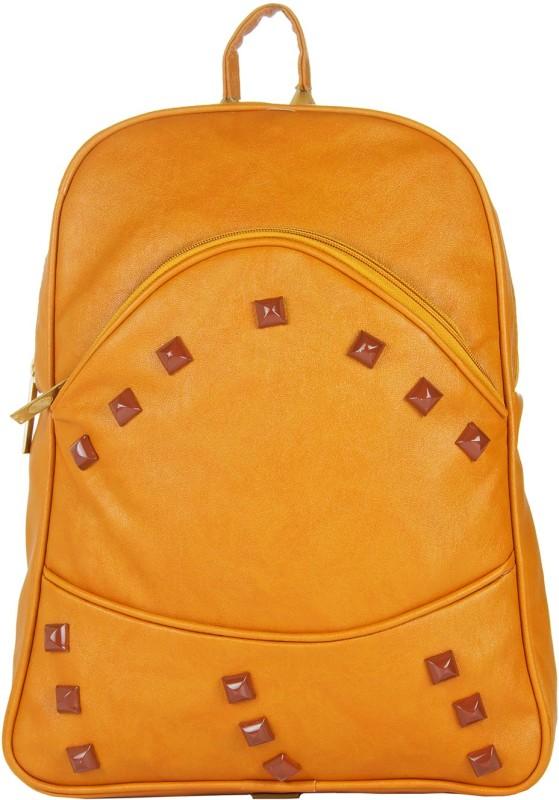 JG Shoppe JGDC81 12 L Backpack(Beige)