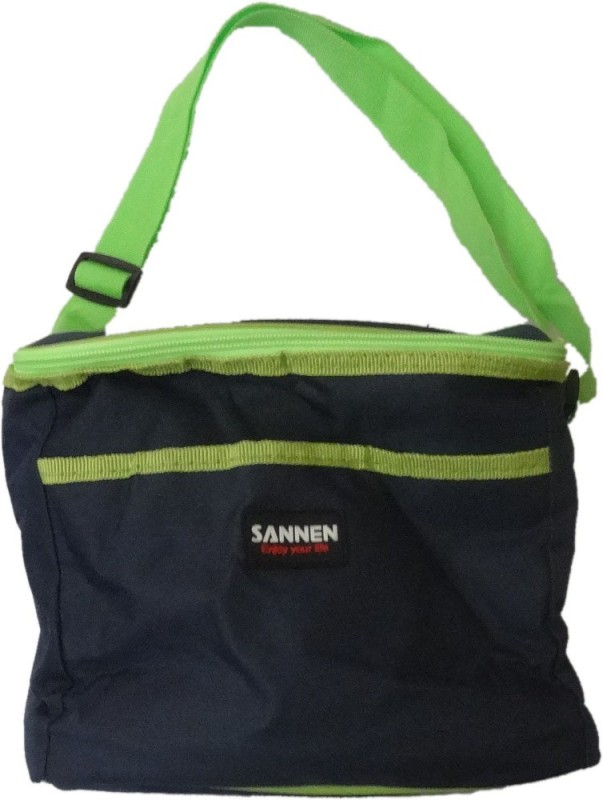 Sannen Polyester Cooler Bag(Multicolor Collapsible)