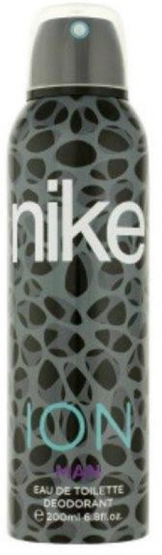 Nike Ion Deodorant Spray - For Men(200 ml)