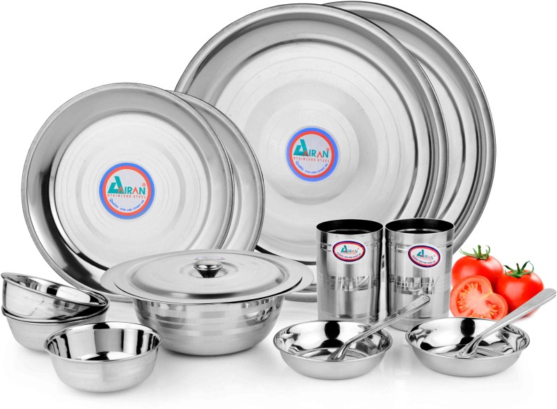 Airan Dinner Set(Steel)