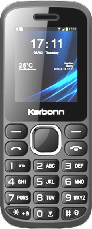 Karbonn K1 Indian(Black) image