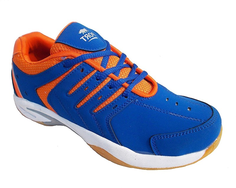 Port Honey Badminton Shoes(Blue)