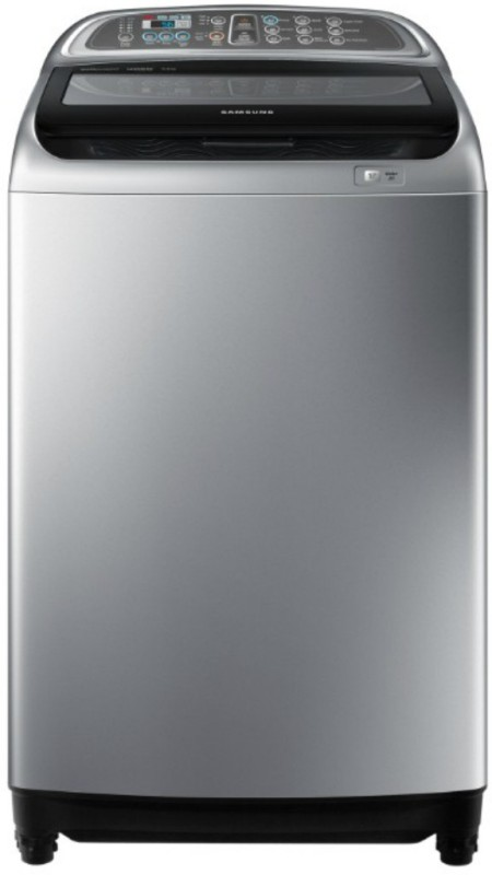 Samsung 9 kg Fully Automatic Top Load Washing Machine Silver,...