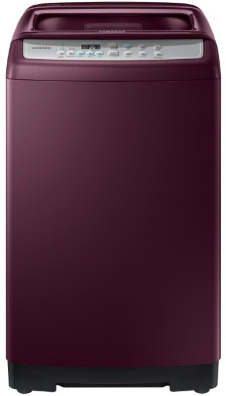 Samsung 7.0 kg Fully Automatic Top Load Washing Machine Maroon(WA70M4300HP/TL)