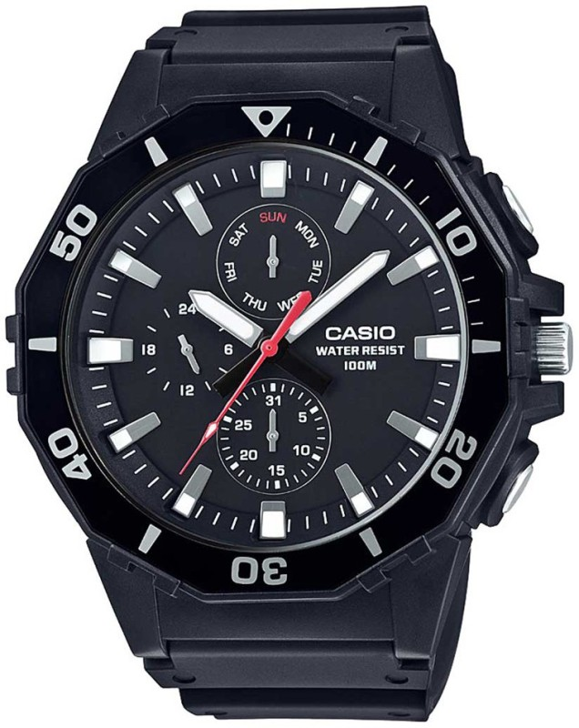 Casio A1236 Youth Analog Hybrid Men's Watch image