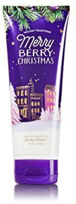 Bath & Body Works Merry Berry Christmas(226 g)