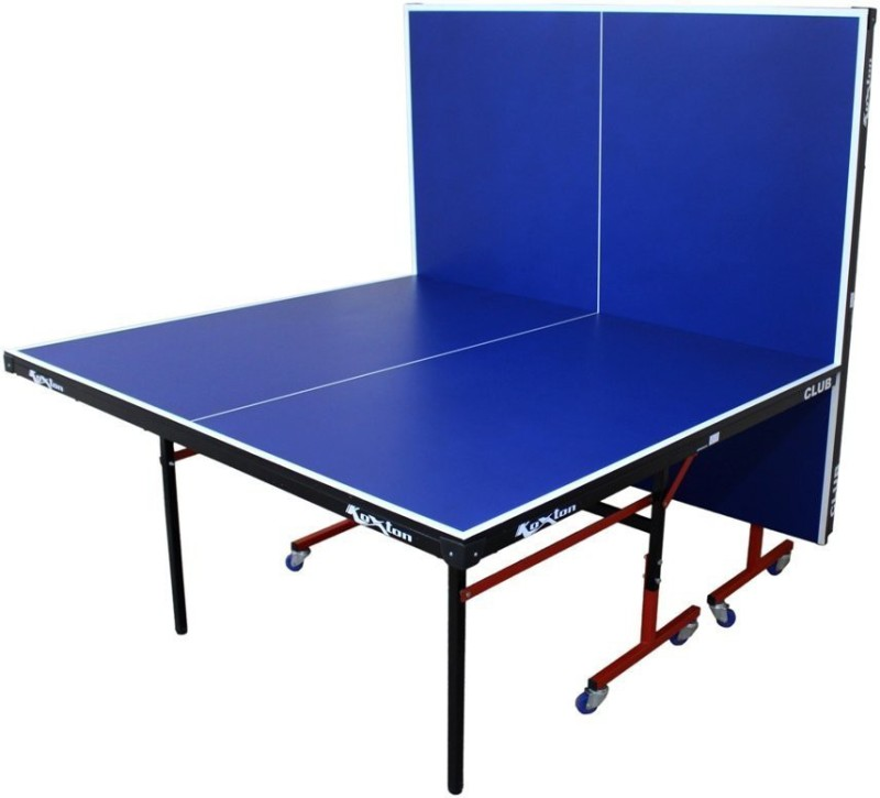koxton Rollaway Indoor Table Tennis Table(Blue)