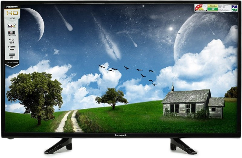 Panasonic 98cm (39 inch) HD Ready LED TV(TH-39E200DX)