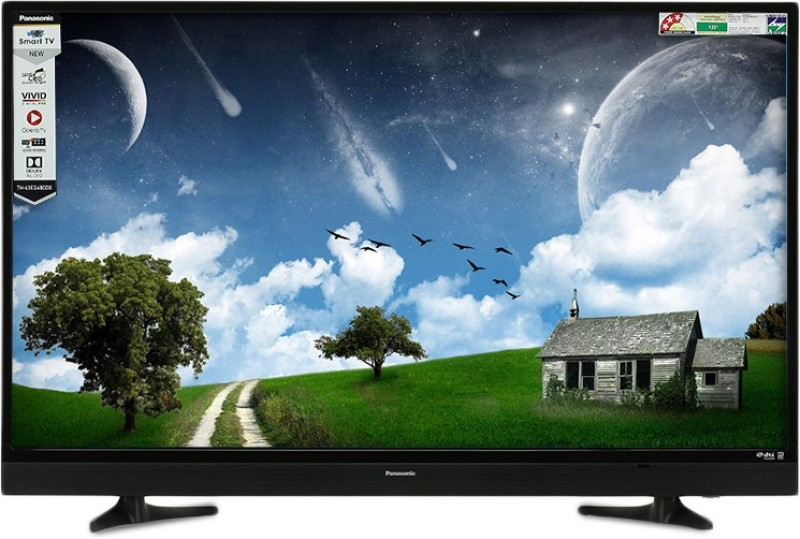 Panasonic 109cm (43 inch) Full HD LED Smart TV(TH-43ES480DX)