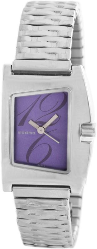 Maxima 25645CMLI Swarovski Women's Watch image