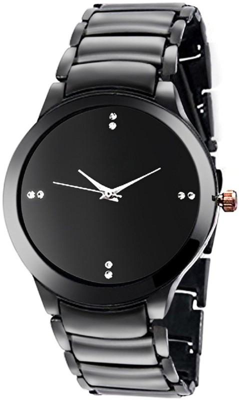 KNACK black luxury poffessional men Analog Watch  - For Men