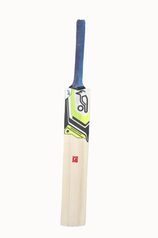 KOOKABURRA cadejo1100green Poplar Willow Cricket Bat(Short Handle, 1-1.2 kg)