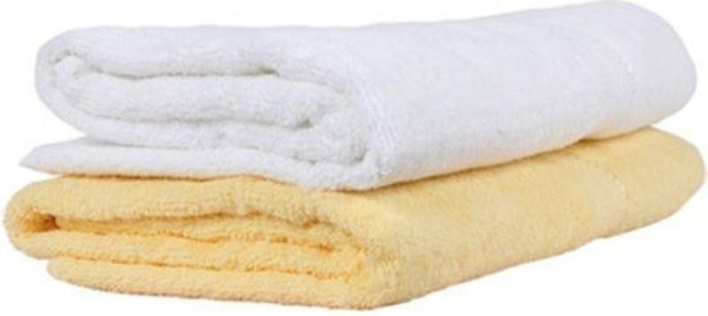 LABNO Cotton 300 GSM Bath Towel Set(Pack of 2, Multicolor)